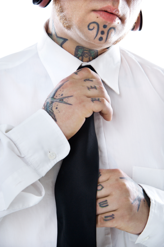 Tattoos  Piercings  The Workplace  Like it or Not, the